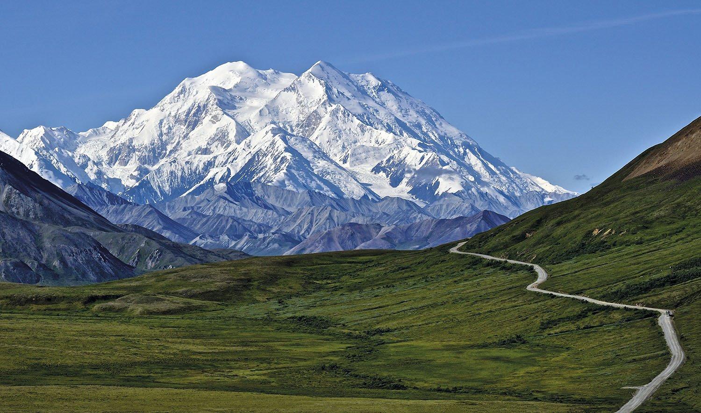 Monte Denali - Alaska. Monte Denali