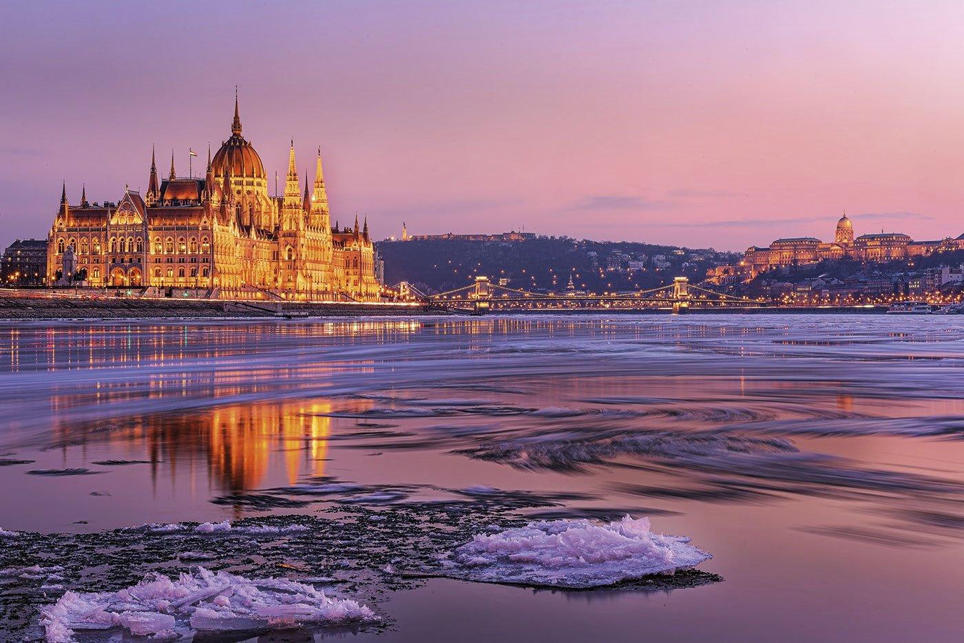 Fin de semana cultural en Budapest