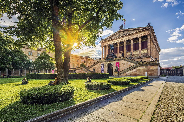 Isla de los museos Berlin. Berlín