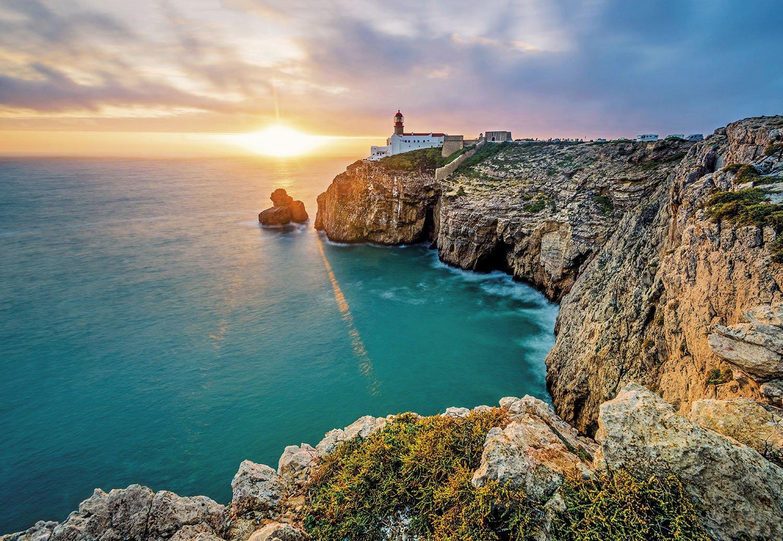 Cabo de Sao Vicente - Algarve. Cabo de Sao Vicente