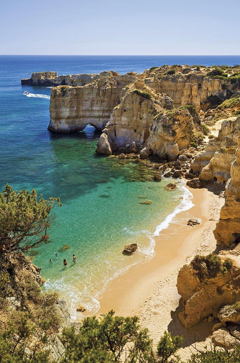 Faro Algarve Portugal. Faro