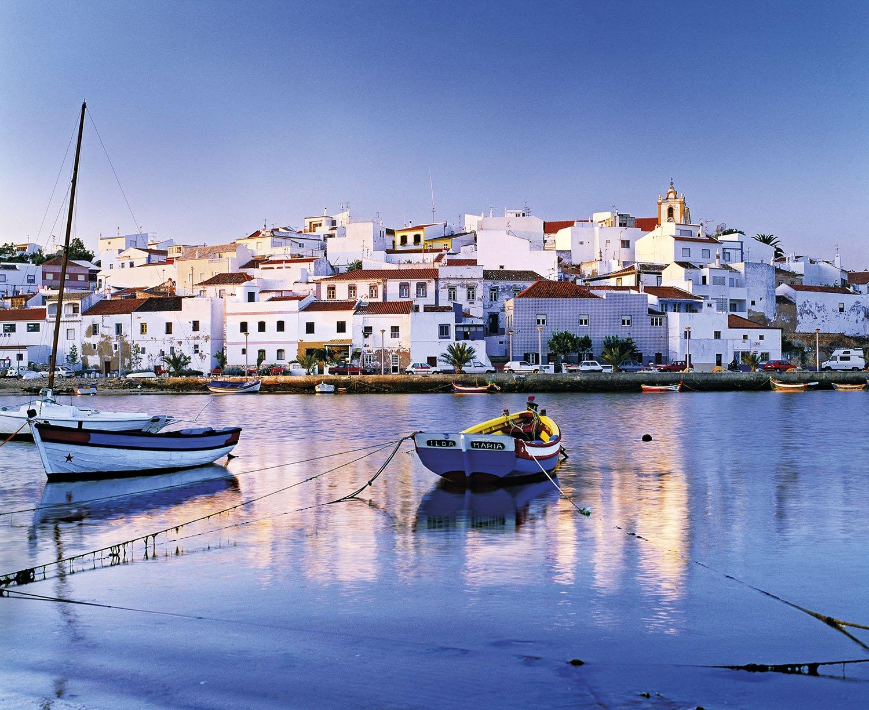 Ferragudo - Algarve. Ferragudo