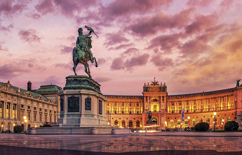 Hofburg Palacio Imperial - Viena. Hofburg