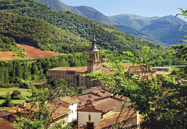 Monasterio de Yuso - San Millan Cogolla. Monasterio de Yuso