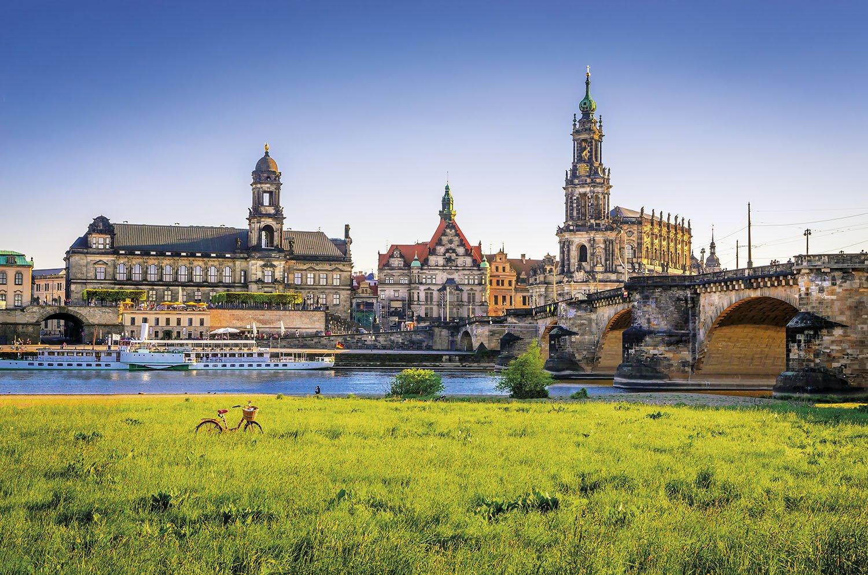 Dresde - Altstadt. Altstadt de Dresde