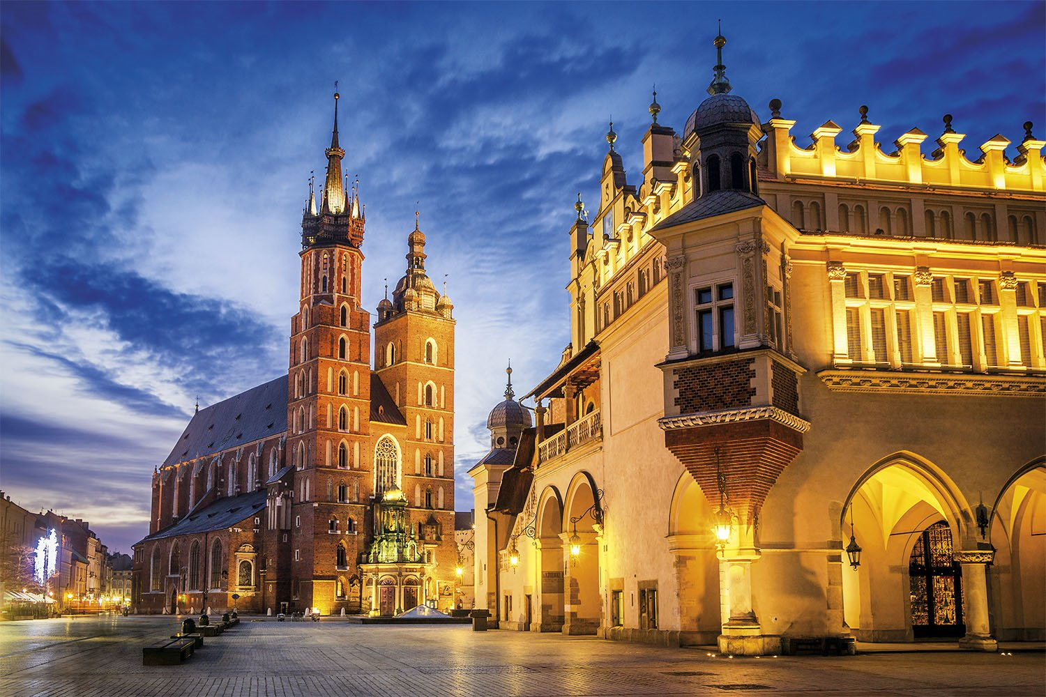 Cracovia, capital humanista de Polonia