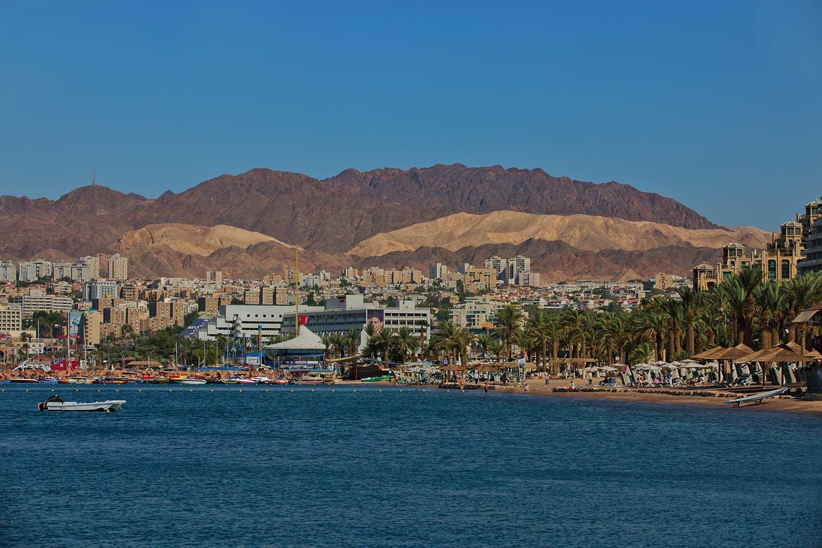Playas de Eilat