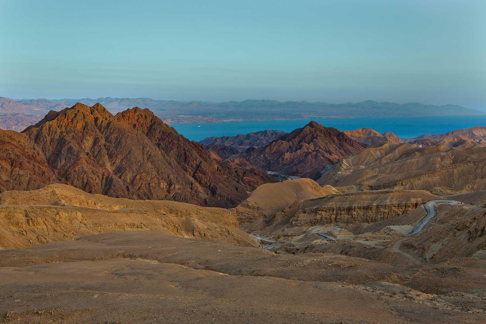 Senderismo en Eilat
