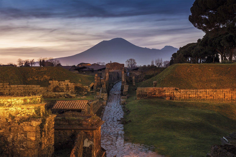 02 vacaciones romanas Vesubio Pompeya. Un destino atractivo