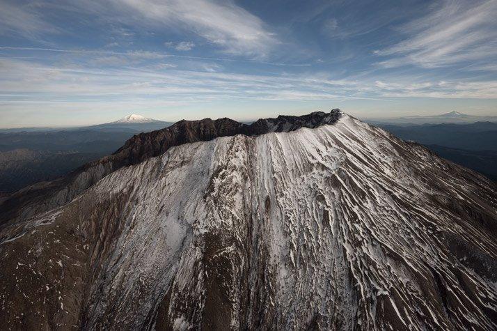 saint helens. Monte St. Helens, Washington