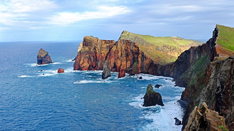 Punta de San Lorenzo en Madeira (Portugal)