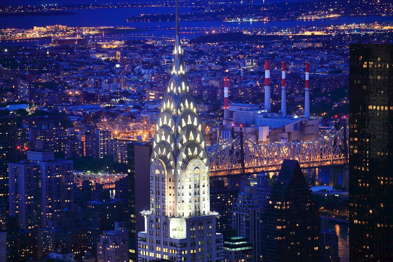 Chrysler Building. Chrysler Building (Nueva York)
