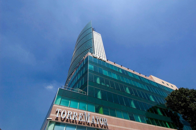 Torre Reforma en Ciudad de México . Torre Reforma (Ciudad de México)