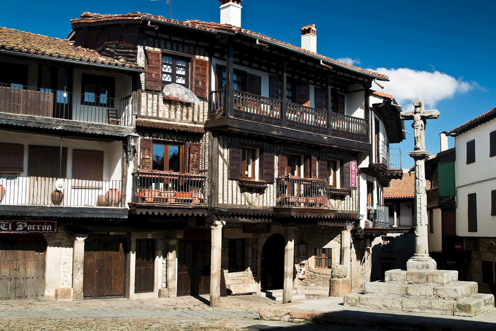 La Alberca. Sierra de Francia