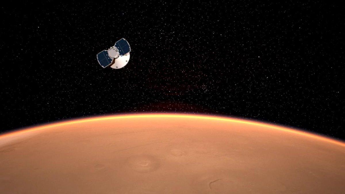 La misión InSight de la NASA ha aterrizado en Marte
