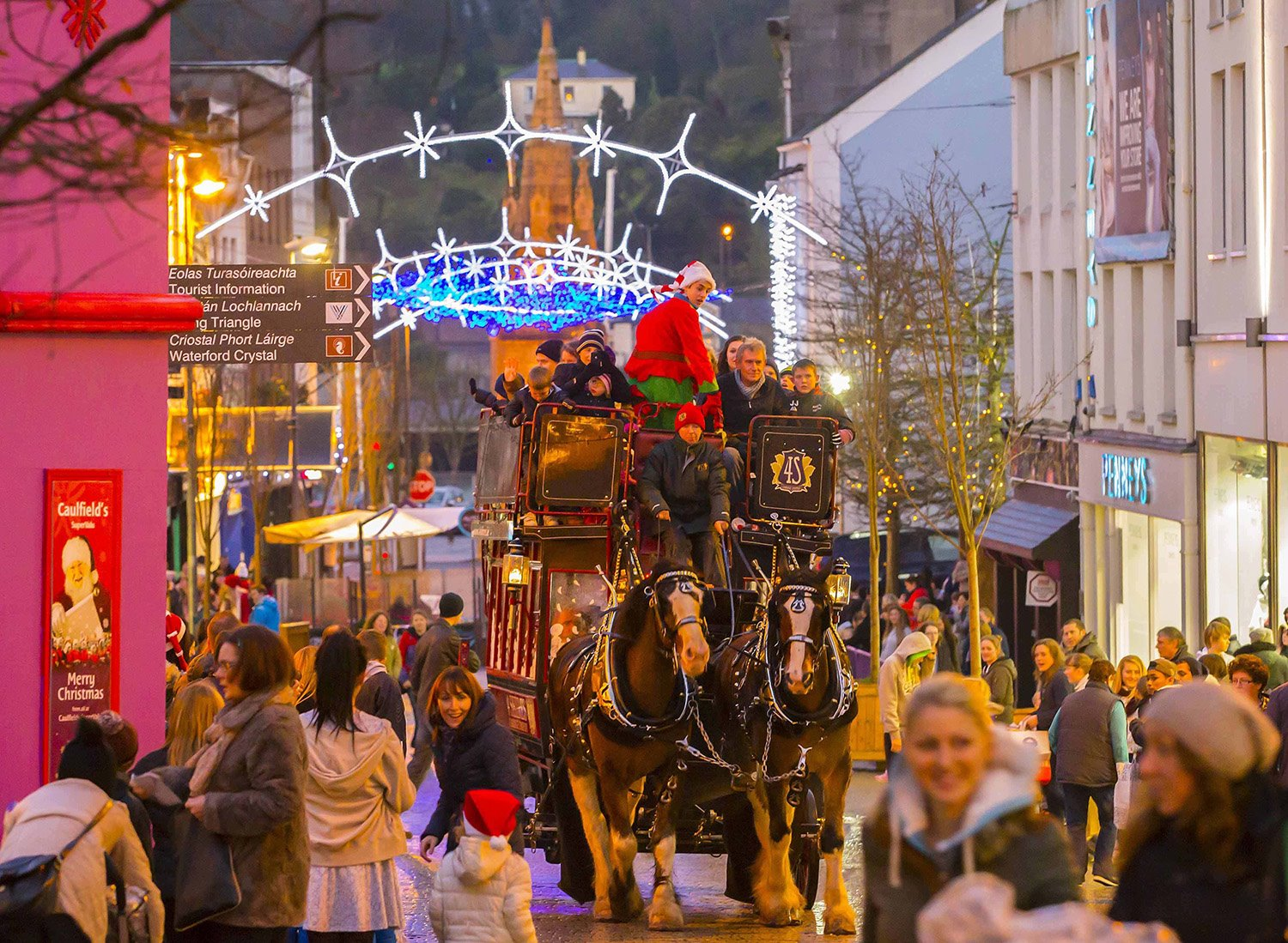 winterval-waterford-irlanda. Navidad en Waterford