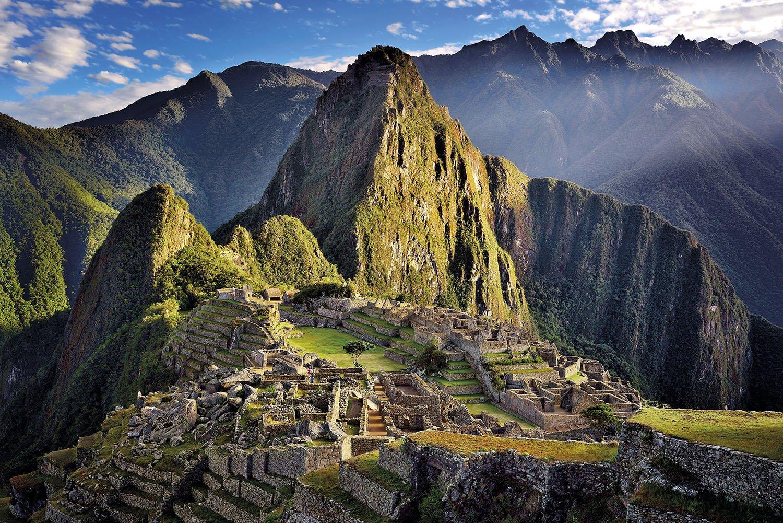03 Machu Picchu Bingham Vilcabamba. Machu Picchu