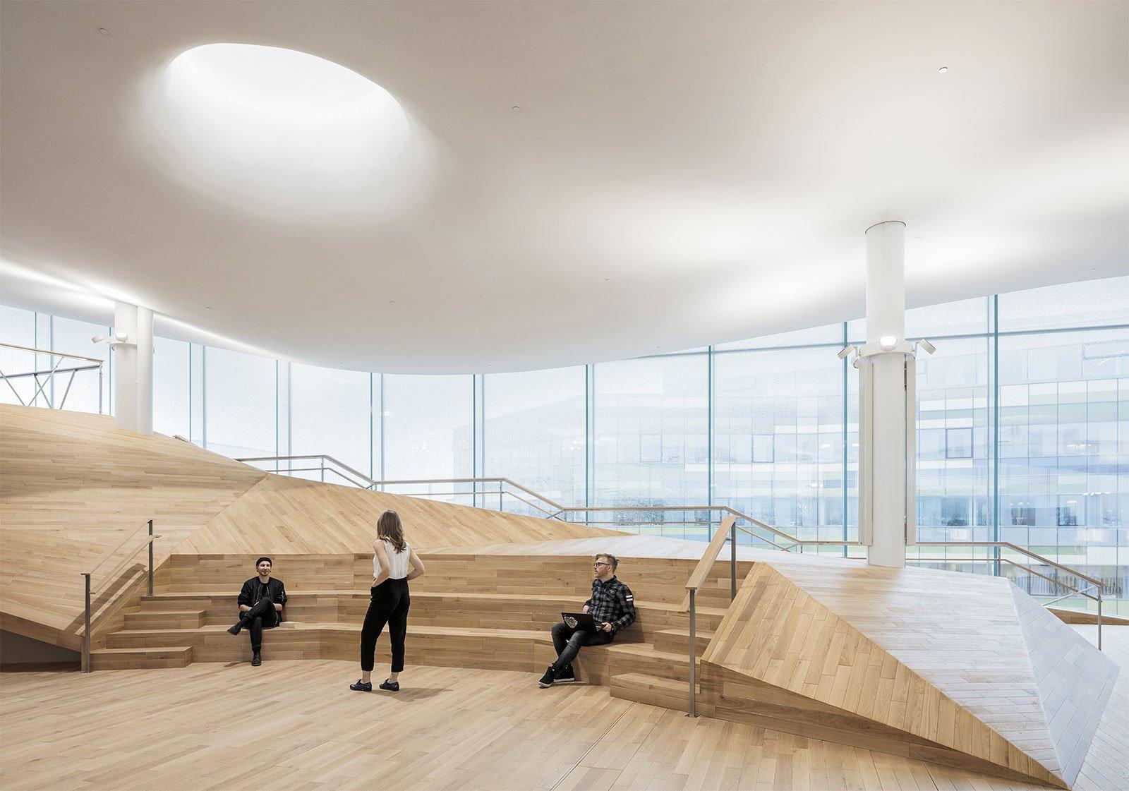 Biblioteca Oodi. Oodi, la gran Biblioteca Central de Helsinki