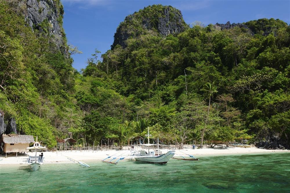 El Nido. Navidades divertidas en Filipinas