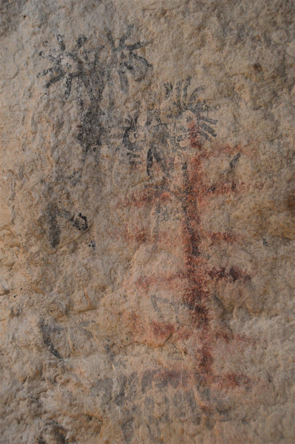 abrigodejusto3. Arte rupestre del arco mediterráneo de la Península Ibérica