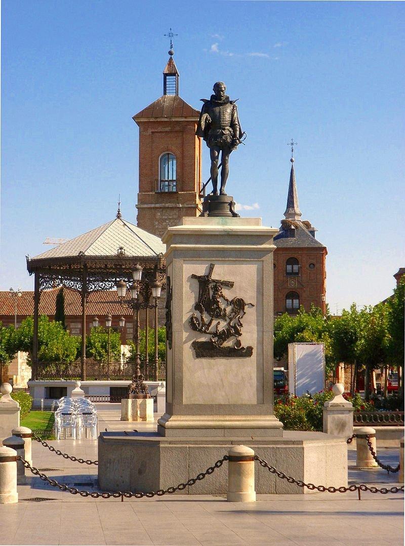Alcalá de Henares. Universidad y barrio histórico de Alcalá de Henares