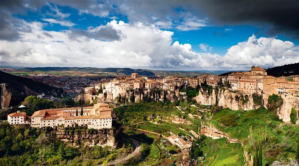 cuenca. Ciudad histórica fortificada de Cuenca