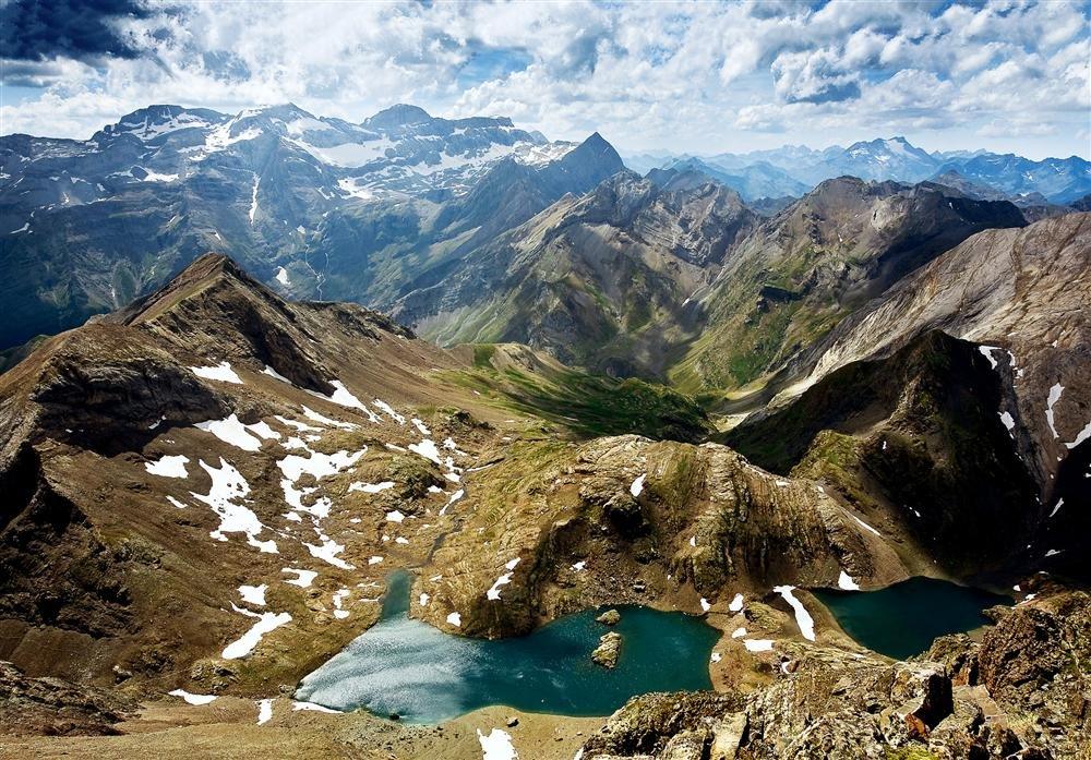 Monte Perdido. Pirineos - Monte Perdido