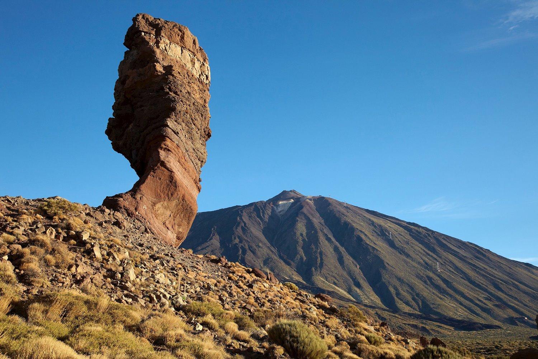 Parque Nacional del Teide (España). Parque Nacional del Teide