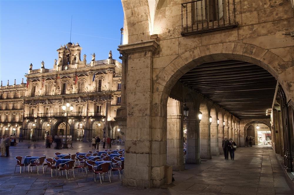 Salamanca. Ciudad vieja de Salamanca