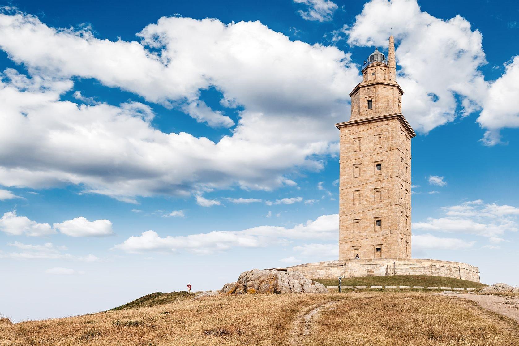 Torre de Hércules. Torre de Hércules