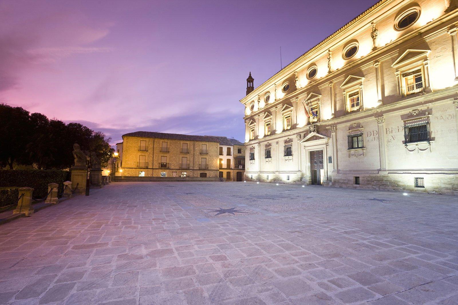 Úbeda. Conjuntos monumentales renacentistas de Úbeda y Baeza