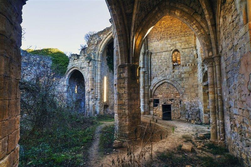 Monasterio de Santa María de Bonaval