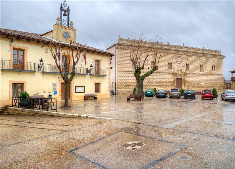 Palacio de los Duques de Medinaceli de Cogolludo