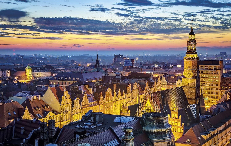 Breslavia - Polonia. Breslavia