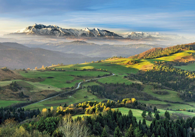 Montes Tatras - Polonia. Montes Tatras