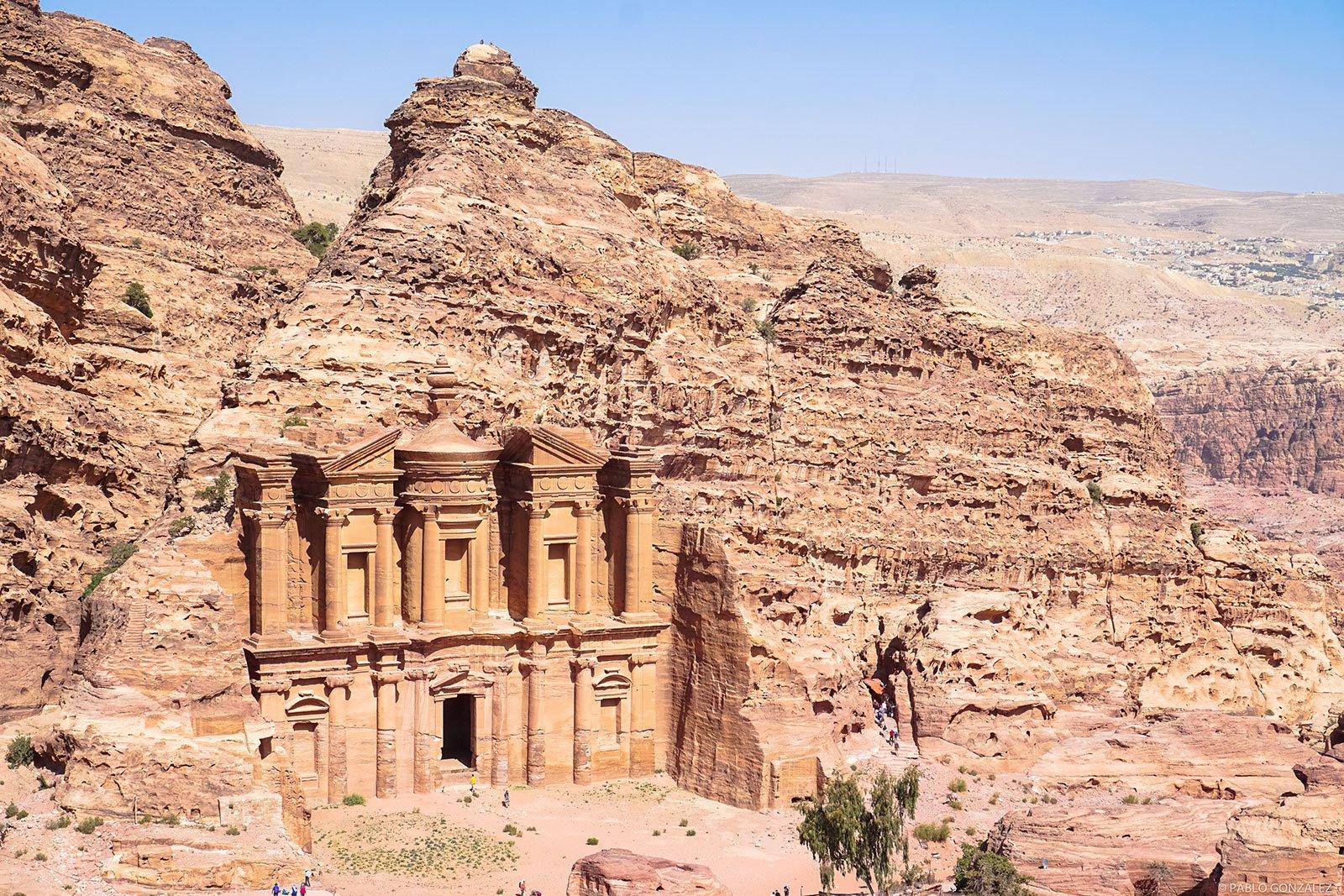 Altar de los Sacrificios. Dioses nabateos