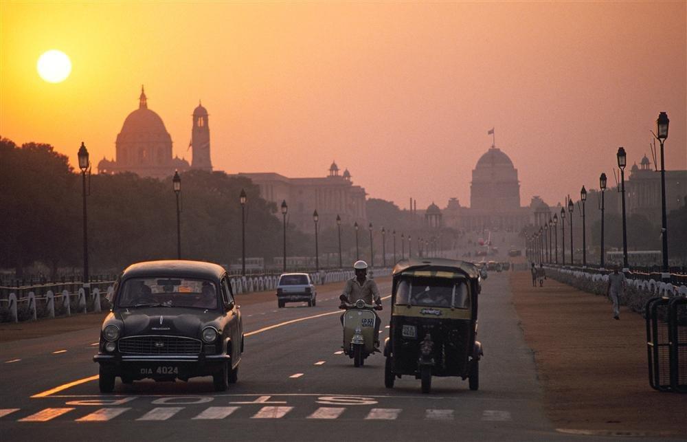 Delhi. Viajes con Heródoto (Kapuscinski)