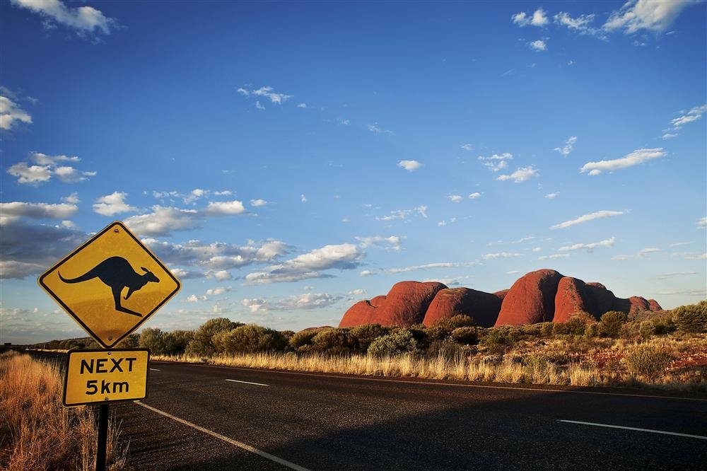 "Uluru. ""En las antípodas"", Bill Bryson"