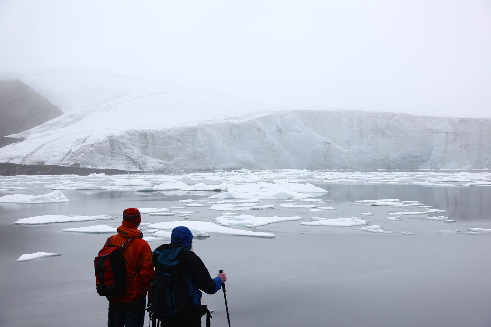 Glaciar Pastoruri