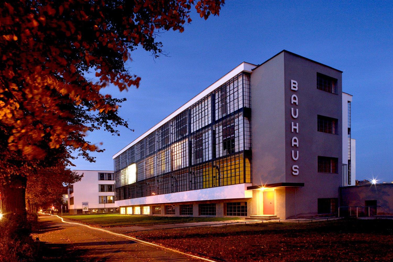 Camino-Bauhaus-Alemania. Dessau, Alemania