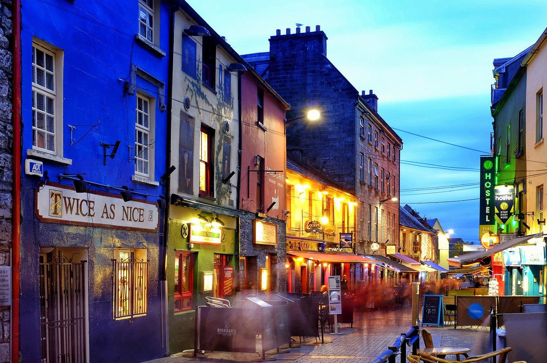 Galway-Irlanda . Galway, Irlanda