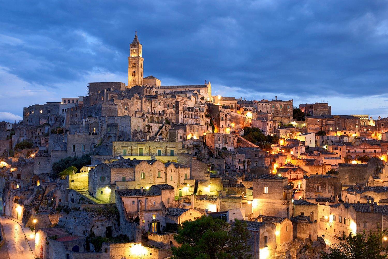 Matera-Italia. Matera, Italia
