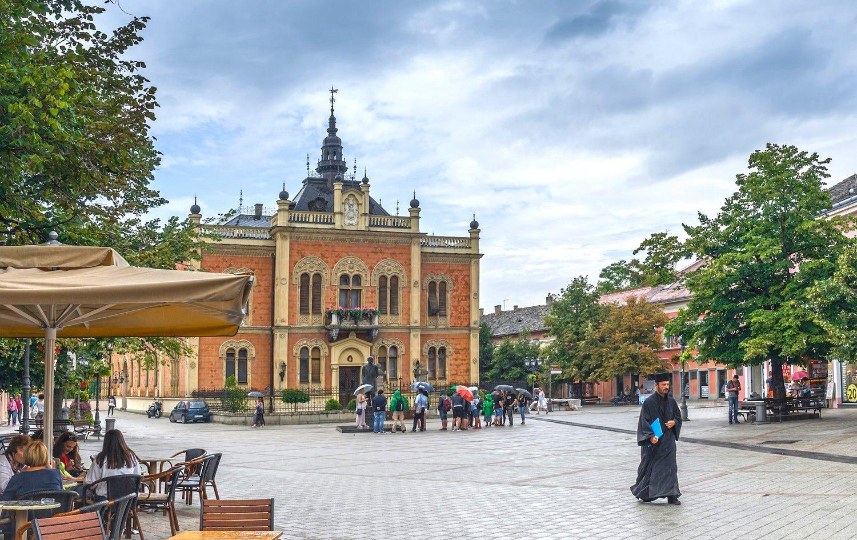 Novi Sad-Serbia. Novi Sad, Serbia