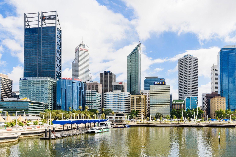 Perth-Australia. Perth, Australia