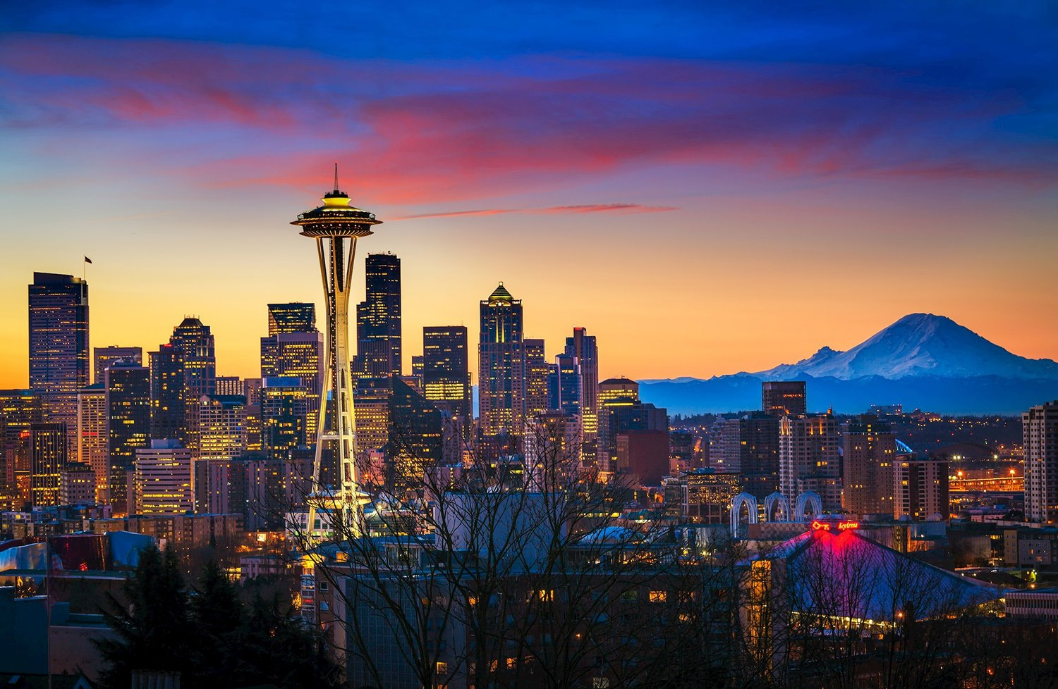 Seattle-EE UU . Seattle, Estados Unidos