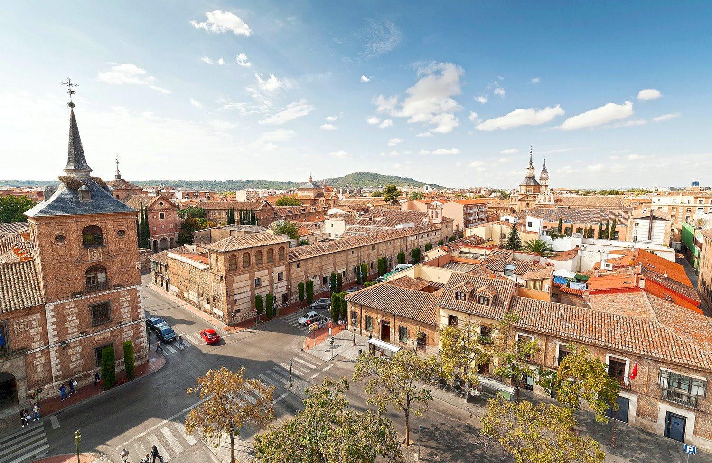 Alcalá de Henares. Alcalá de Henares, la cervantina