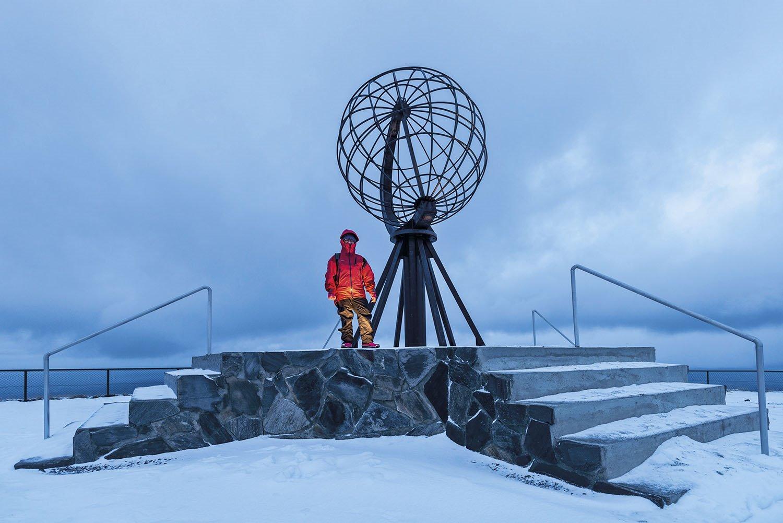 Cabo Norte - Noruega. Cabo Norte