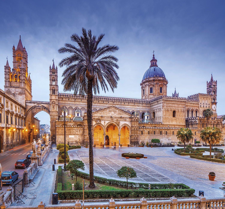 Catedral de Palermo - Sicilia. Catedral de Palermo