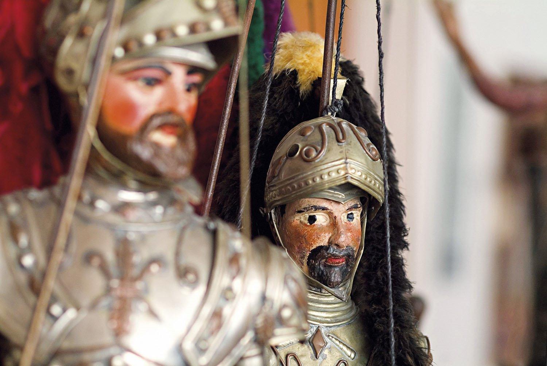 Museo de las Marionetas Palermo. Museo de las Marionetas de Palermo