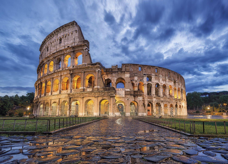 Coliseo - Roma. El Coliseo